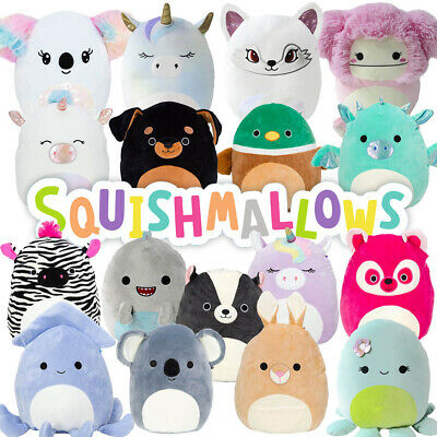 AU18.95 • Buy Squishmallows - Cuddle & Squeeze Super Soft 5  Squishy Plush Toy **FREE DELIVERY