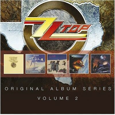 AU25.95 • Buy ZZ Top - Original Album Series Volume 2 [New CD] UK - Import