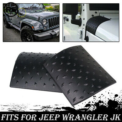$11.99 • Buy Cowl Body Armor Cover Fit Jeep Wrangler Rubicon Sahara JK & Unlimited 07-17 Pair
