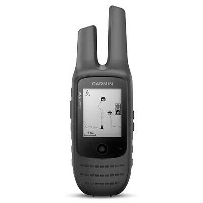 AU252.85 • Buy Garmin Rino 700 5watt UHF Handheld GPS 2-Way Radio [GEN GARMIN WARR]