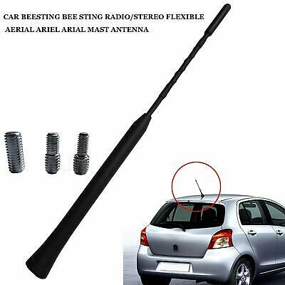 Car Beesting Bee Sting Radio/stereo Flexible Aerial  Mast Antenna • 2.65£