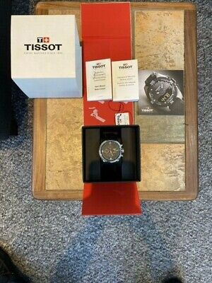 Tissot Prc 200 Automatic Chronograph Watch • 449£