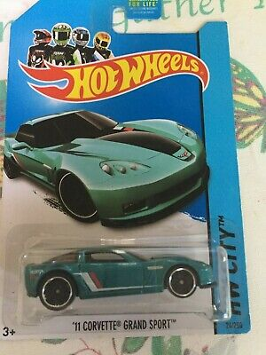 $6 • Buy Hot Wheels ʻ11 Corvette Grand Sport