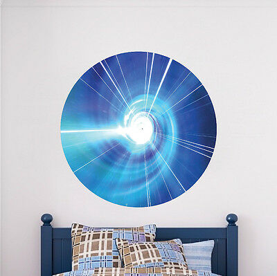 Doctor Who Tardis Wall Decal Sticker Dr Who Sticker Tardis Door Decal Cling, S72 • 25.42£