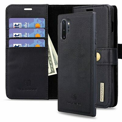 $ CDN31.34 • Buy For Samsung Galaxy Note 10+ 9 8 S7 S8 S9 Flip Leather Magnetic Wallet Case Cover