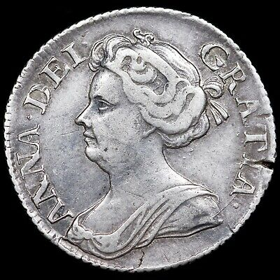 £125 • Buy Queen Anne. Sixpence 6d, 1711.