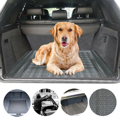£8.89 • Buy Non Slip Universal Fit Vehicle Car Boot Rubber Pet Dog Protector Mat Cut To Size