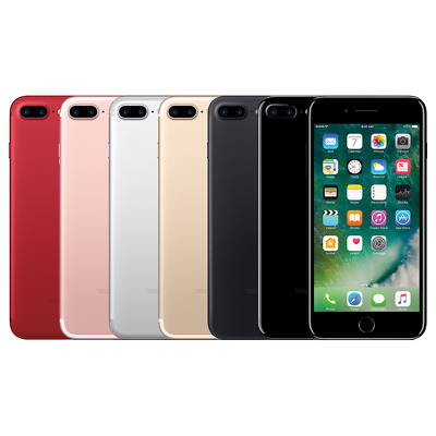 Apple IPhone 7 Plus 128GB - Unlocked Sim Free - Various Colors - Various Grades • 170£