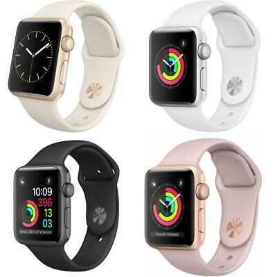$ CDN137.47 • Buy Apple Watch Series 2  38/42MM Smartwatch + Sport Band Aluminum / Stainless Case