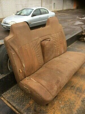 AU300 • Buy HOLDEN  BENCH SEAT Suit HJ, HX, HZ Listing 2