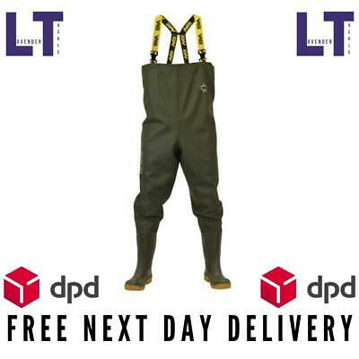 £79.95 • Buy Vass-Tex NEW 700E Chest Waders -*All Sizes Available*- FREE NEXT DAY DELIVERY