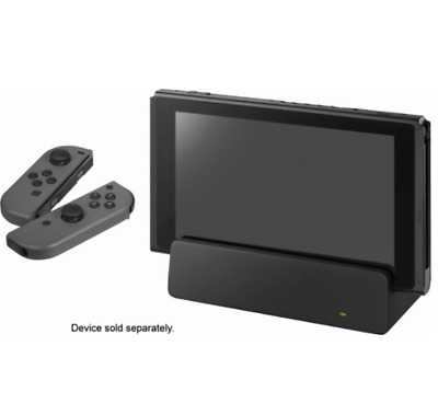 $38.49 • Buy Insignia™ - Dock Kit With HDMI And USB For Nintendo Switch – Black NS-GNSTD19