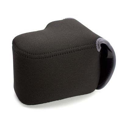 Canon 650d 700d 750d 800d Body/18-55mm Lens NEOPRENE CAMERA PROTECTOR CASE Bag • 16.15£