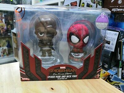 $ CDN67.44 • Buy Hot Toys Cosbaby(s) 632 Spiderman And Nick Fury Far From Home Ver. Brand New!!