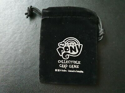 My Little Pony Collectable Cards Game Promo Dice Bag • 2.99£