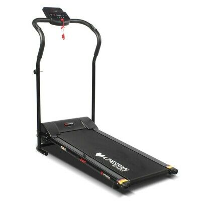 AU379 • Buy LIFESPAN Arc Gym Fitness Treadmill With Magnetic Resistance - BLACK