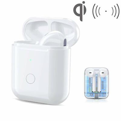 $ CDN33.95 • Buy Wireless Charging Case For Airpods 1st & 2nd Generation Airpods With Sync Button
