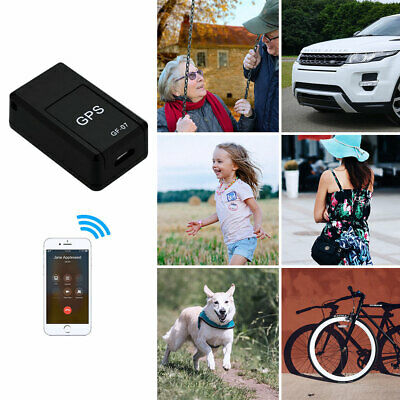 Magnetic Mini Locator GPRS Real Time Car Spy GPS Tracker Tracking GSM Device • 7.99£