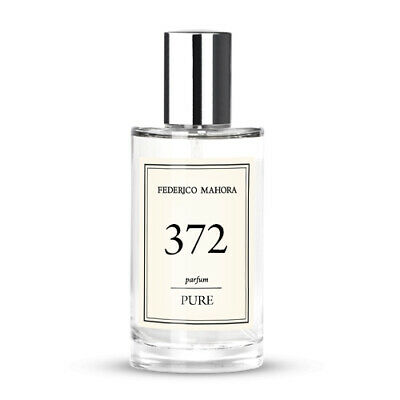 FM 372 Pure Collection Federico Mahora Perfume For Women 50ml UK • 14.99£