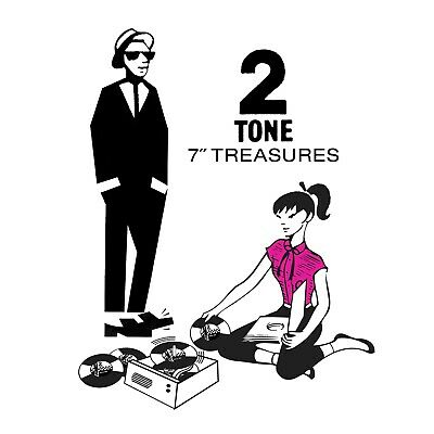 """£88.99 • Buy Two Tone 7"""" Treasures (Madness,The Specials Etc) 7  12 X 7  Boxset New/Official"""