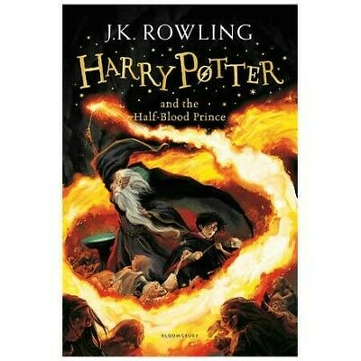 AU10 • Buy Harry Potter And The Half-Blood Prince Original Edition Book