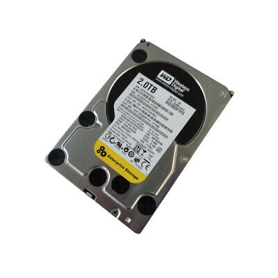$59.99 • Buy WD 3.5  2TB 7.2K Hard Drive For Dell PowerEdge 1900 1950 2900 2950 Servers