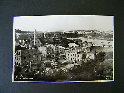 Old Frith Postcard Of Falmouth, Cornwall. • 2.75£