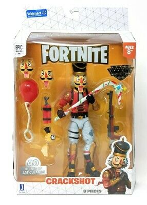 $ CDN42.45 • Buy CRACKSHOT Fortnite Legendary Series 6  Action Figure Jazwares Walmart Exclusive