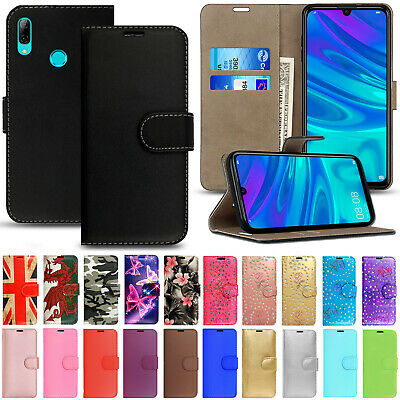 Case For Huawei P40 P30 P20 Lite Pro Leather Magnetic Flip Wallet Stand Cover • 3.25£