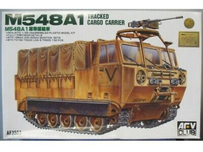$48.86 • Buy AFV Club 1/35 American M548A1 Tracked Cargo Carrier 35003