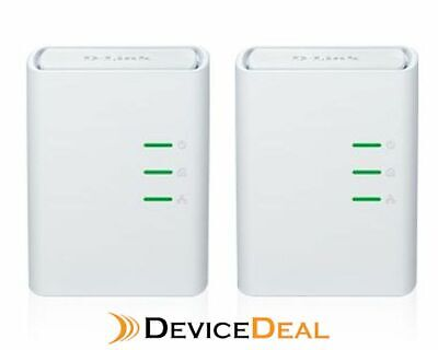 AU76.90 • Buy D-LINK DHP-309AV Powerline AV500 Mini