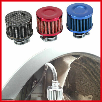 Air Filter Small Crankcase Intake Mushroom Turbo Cold Head Car Vent Oil Breather • 3.99£