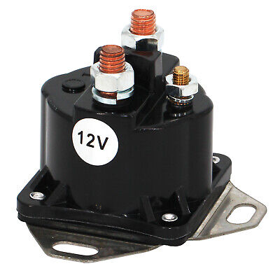 $14.99 • Buy Starter Solenoid Switch Relay E9TZ-11450-B For Ford Mustang F150 F250 F350