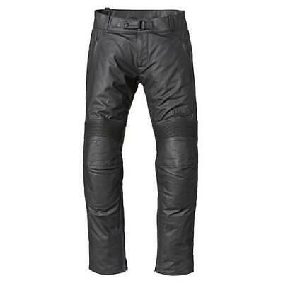 Genuine Triumph Custom Leather Cruise Jeans - Leather Trousers - Black MLJS16505 • 140£