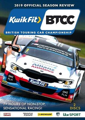 £7.49 • Buy BTCC British Touring Car Championship - Official Review 2019 (New DVD 📀)
