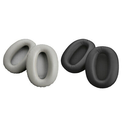 $ CDN15.16 • Buy Replacement Earmuffs Fits For Sony WH1000XM2 MDR-1000X Leather Cushions Earpads