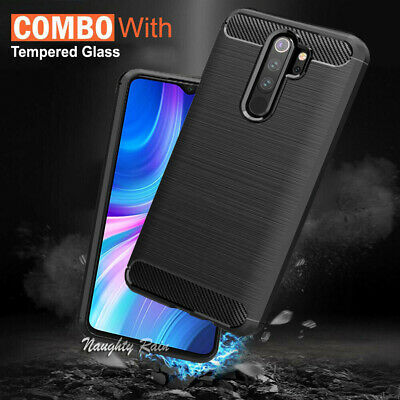 AU8.49 • Buy For Xiaomi Redmi Note 8 Pro Case Heavy Duty Rugged Shockproof Matte Case Cover