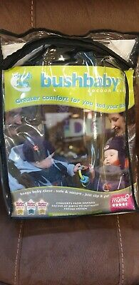 £35 • Buy Bush Baby Cocoon Carrier
