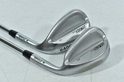 Ping Glide 2.0 54-08,58-06 Wedge Set Right Wedge Flex AWT 2.0 Steel # 84003 • 84.99$