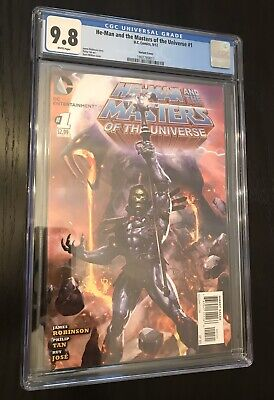 $1999.99 • Buy HE-MAN And The MASTERS Of The UNIVERSE #1 CGC 9.8 VARIANT!  Rare, Skeletor DC