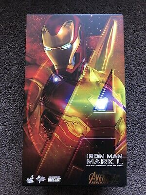 AU800 • Buy 1/6 Scale Hot Toys Iron Man Mark L Marvel Avengers Infinity War