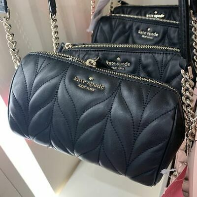 $ CDN159.50 • Buy NWT Kate Spade Women's Briar Lane Quilted Small Zip Crossbody Handbag