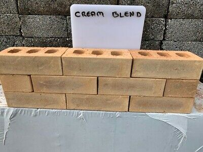 House Bricks Ibstock Minster Cream Blend  £500 Thousand Nationwide Delivery • 500£