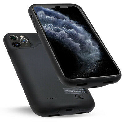 AU72.19 • Buy AU/Battery Charger Case Power Cover For IPhone 11 /11Pro/11Pro Max XR XS 6s 7 8