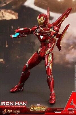 $ CDN843.16 • Buy Hot Toys Iron Man Mark 50
