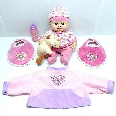 AU30 • Buy You & Me Hugs And Holds Toys R Us Baby Doll And Puppy