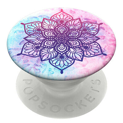 AU18 • Buy Pop Sockets Grip Universal Swappable Holder Rainbow Nirvana W/ Base For Phones