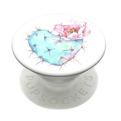 AU18 • Buy PopSockets Universal Swappable PopGrip Holder W/ Base Succulent Heart For Phones