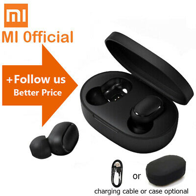 $14.49 • Buy Original NEW XIAOMI Redmi AIRDOTS WIRELESS EARPHONE CHARGER BOX Bluetooth 5.0`