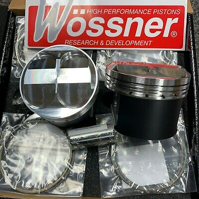 AU1448.68 • Buy Wossner FORD 2.0 Cosworth YB 16V Non Turbo NA N/A 91.25mm Forged Pistons Set